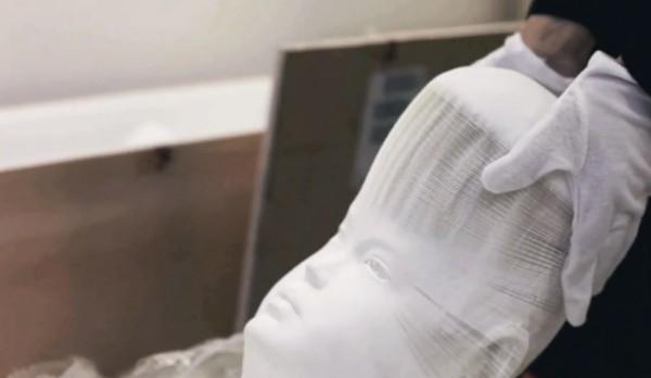 flexibilne papirne skulpture