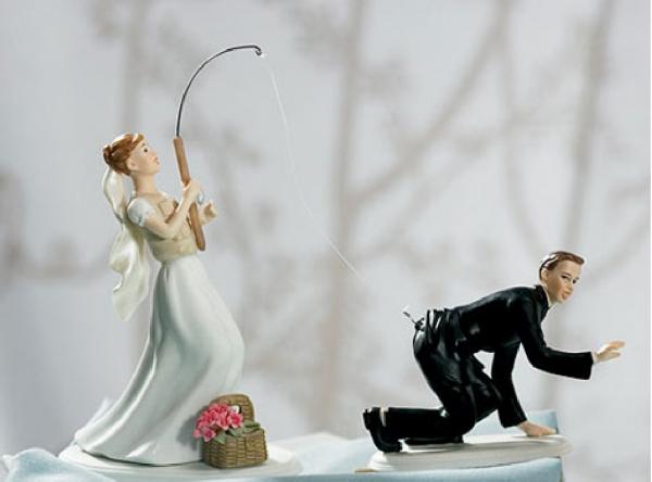 Kreativne svadbene torte koje će vas nasmejati