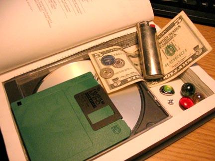 Kako napraviti od knjige – tajno skrovište