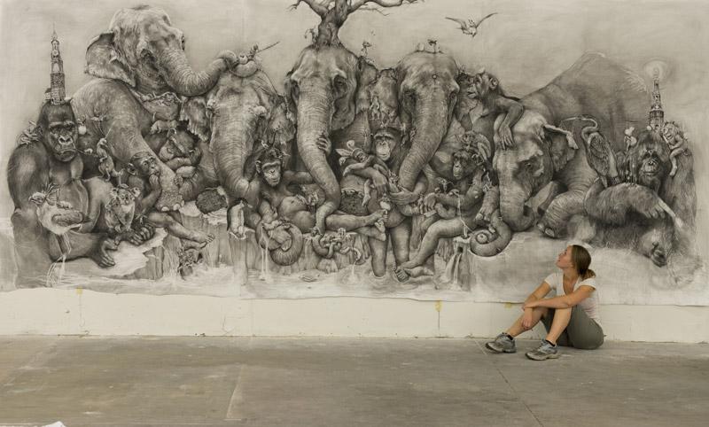 Adonna Khare – Dobitnica nagrade Art Prize 2012