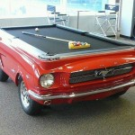 automobil bilijar sto