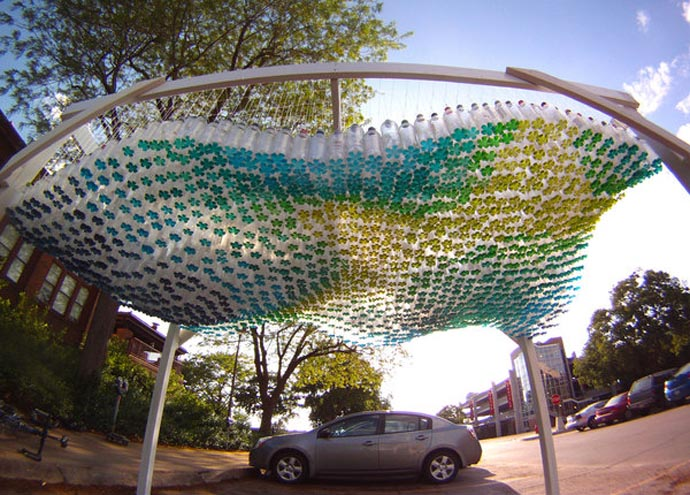 Kreativne ideje za reciklažu plastičnih flaša.