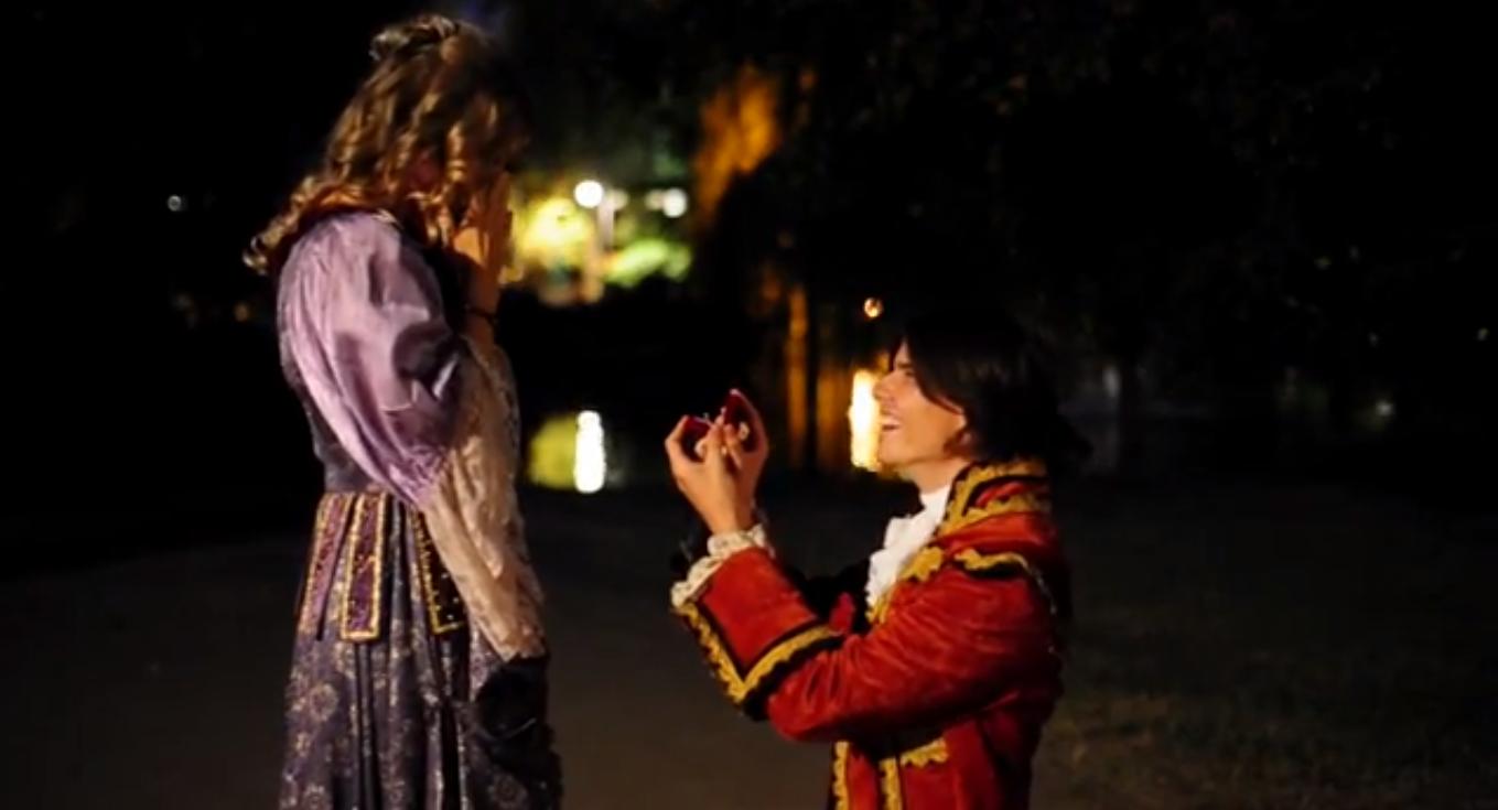 Kako zaprositi devojku – Najkreativnije prosidbe ikada!