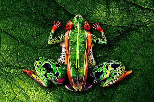 Neverovatne body-art iluzije