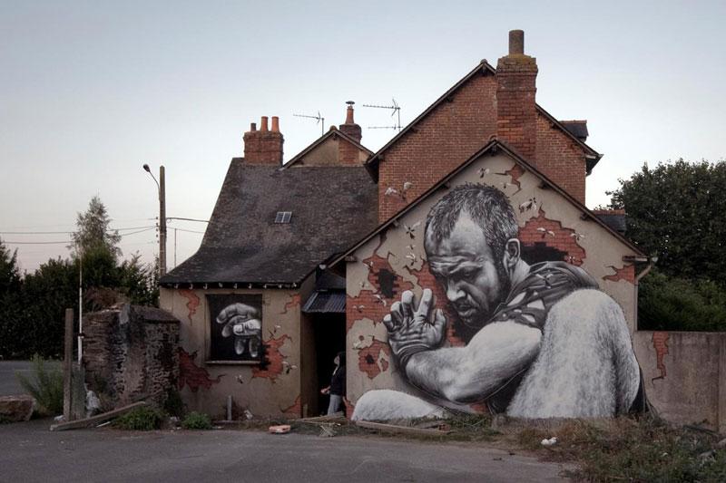 Realistični 3D street art grafiti koji su fascinirali svet